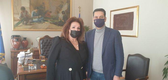H κ. Αρτίκου – Γουργολίτσα αναλαμβάνει υπεύθυνη της Ακτίνας Εθελοντισμού του Δήμου Αγρινίου