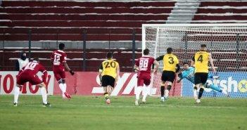 ΑΕΛ: Εκτός για το ματς με Παναιτωλικό ο Μουκάντζο
