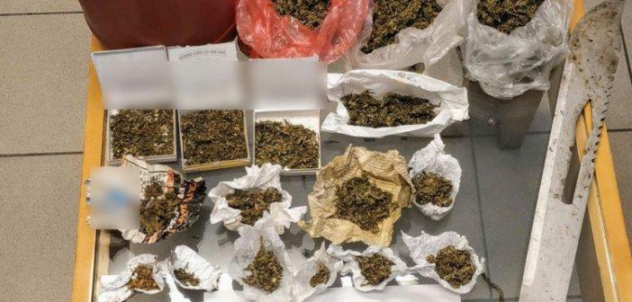 Κάτω Αχαΐα : Σύλληψη για 230 γραμμάρια κάνναβης και ξίφος