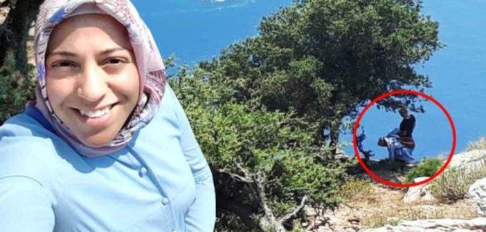 Βίντεο καταγράφει τον Τούρκο Αϊσάλ και την έγκυο γυναίκα του λίγο πριν «την σπρώξει από γκρεμό»