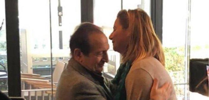 Σοφία Μπεκατώρου: Η viral αγκαλιά με τον Σπύρο Μπιμπίλα [εικόνα]