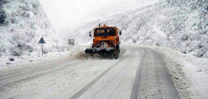 Κακοκαιρία «Μήδεια»: Άνοιξε η Αθηνών – Κορίνθου για τα φορτηγά άνω των 3,5 τόνων
