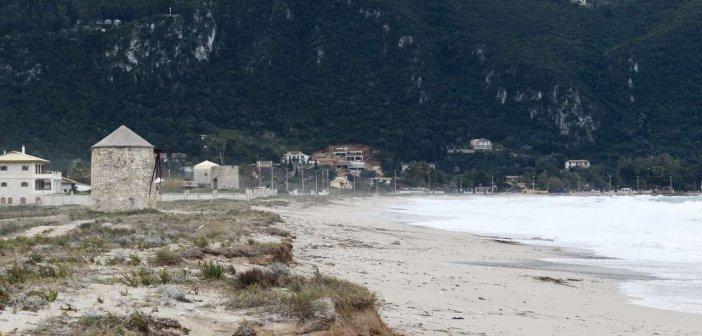 Λευκάδα: Χειμωνιάτικη Κυριακή στον Αη Γιάννη (video)