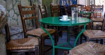 Ξηρόμερο : Πρόστιμο 3.000 ευρώ σε καφενείο