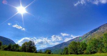 Ανοιξιάτικος ο καιρός σήμερα, ηλιοφάνεια και υψηλές θερμοκρασίες