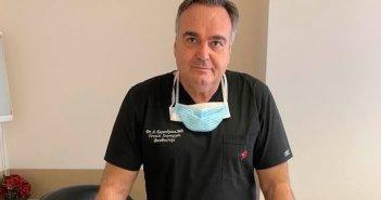 Ο Διευθυντής Χειρουργικής Κλινικής του Metropolitan κάθε Παρασκευή στο Αγρίνιο