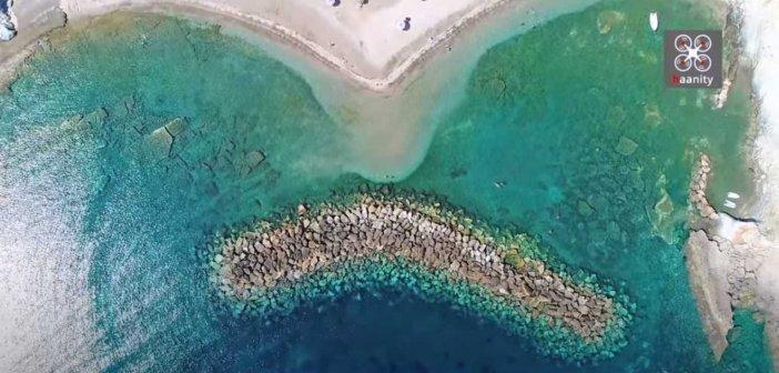 Αγίου Βαλεντίνου: Αυτό είναι το ελληνικό νησάκι του έρωτα (video)