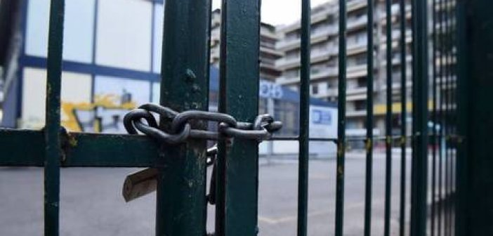 Ναύπακτος: Υπό κατάληψη το 2ο Λύκειο – Ξεσηκώθηκαν οι μαθητές