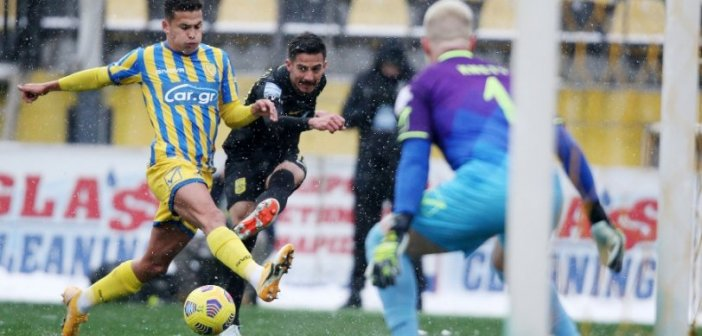 Aρης – Παναιτωλικός 0-0: H νίκη γράφτηκε στο «Χ»ιόνι!