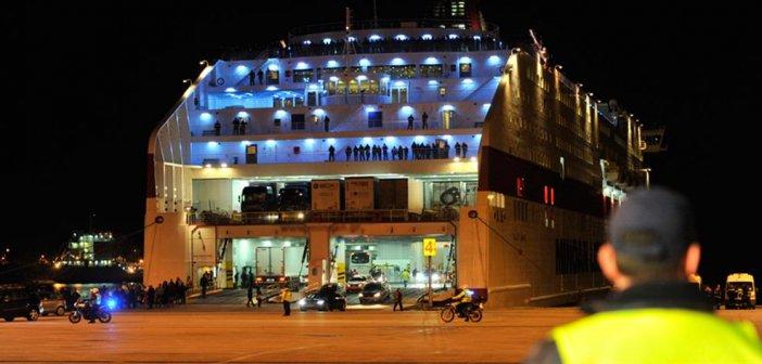 Μπλόκο σε μεγάλη ποσότητα ναρκωτικών στο λιμάνι της Ηγουμενίτσας