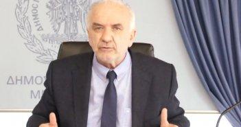 Μεσολόγγι: Επιστολή Λύρου προς Βορίδη για τα χρέη που κληρονόμησε η Δημοτική Αρχή