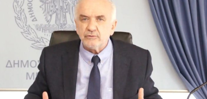 Μεσολόγγι – Ο Κώστας Λύρος για την απόρριψη του τεχνικού προγράμματος (VIDEO)