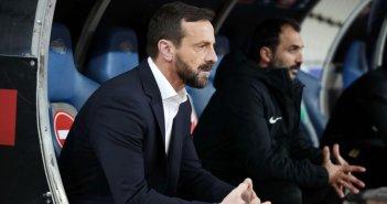 Μάντζιος: «Κυριαρχήσαμε, αλλά μας έλειψε το γκολ»