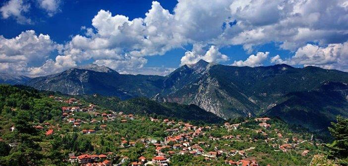 Δύο χωριά της Ορεινής Ναυπακτίας σκέτη αποκάλυψη