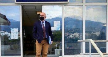 """Π.Σακελλαρόπουλος: """"Οφείλουμε να αποφασίσουμε τι Πανεπιστήμιο θέλουμε, να μιλήσουμε με ειλικρίνεια στους συμπολίτες μας"""""""