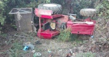 Αγρίνιο: Νέο θανατηφόρο με τρακτέρ – 78χρονος χτυπήθηκε από την φρέζα