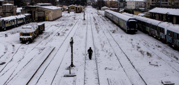 Απίστευτη οδύσσεια για επιβάτες: Έκαναν το Λάρισα-Αθήνα σε 11 ώρες με τρένο