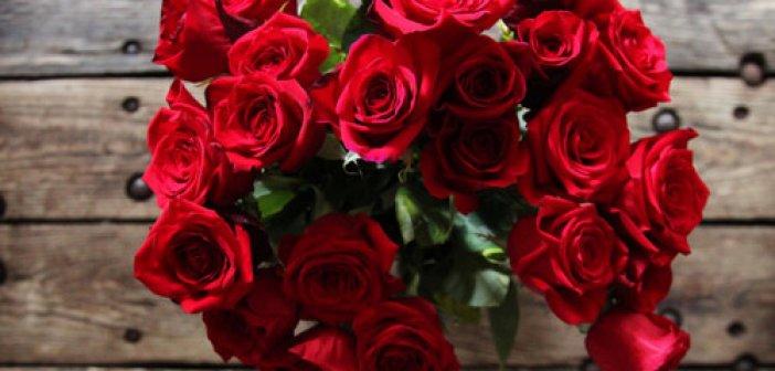 Χωρίς λουλούδια του Αγίου Βαλεντίνου