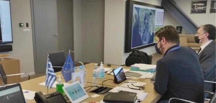 Κορωνοϊός: Σύσκεψη Χαρδαλιά – Τσιόδρα με τους 13 Περιφερειάρχες – Ενημερώθηκαν για τη διασπορά του ιού