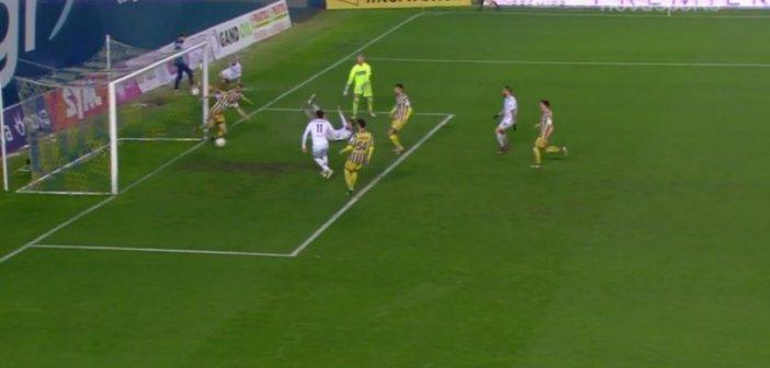 Γιατί ο Τσότσαλιτς έχει…σημειώσει 2 γκολ με τον Παναιτωλικό