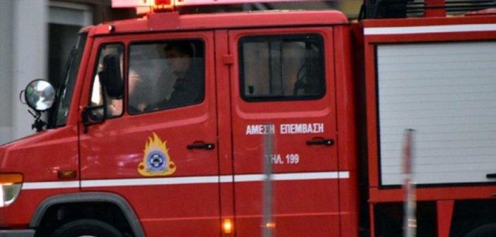 Πάτρα: Νεκρός άνδρας από φωτιά σε μονοκατοικία στο Αίγιο