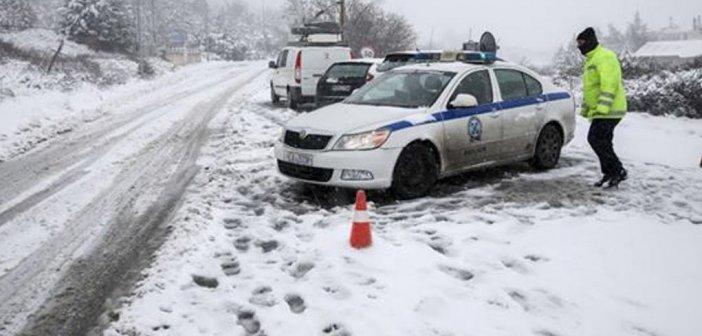 Αναλυτική ενημέρωση για την κατάσταση στο οδικό δίκτυο όλης της χώρας