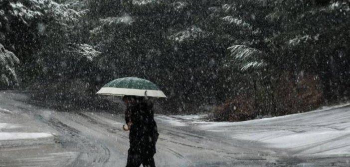 Η Κακοκαιρία «Μήδεια» έρχεται το Σάββατο – Καταιγίδες αύριο στα Δυτικά