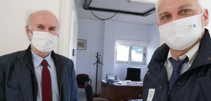 Στο Κέντρο Ανανεώσιμων Πηγών και Εξοικονόμησης Ενέργειας ο Φωκίωνας Ζαΐμης