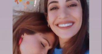 Δέσποινα Βανδή και Ευγενία Σαμαρά στη Ναυπακτία για την εκπομπή «My Greece» (φωτο)