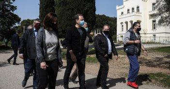 Το Ινστιτούτο Γεωπονικών Επιστημών επισκέφθηκε ο Σπήλιος Λιβανός
