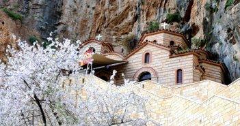 Η Αγία Ελεούσα, στη Κλεισούρα Μεσολογγίου (ΦΩΤΟ)