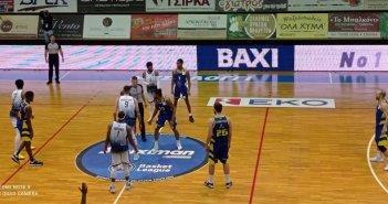 Basket League: Ηττήθηκε το Μεσολόγγι από το «ασταμάτητο» Λαύριο