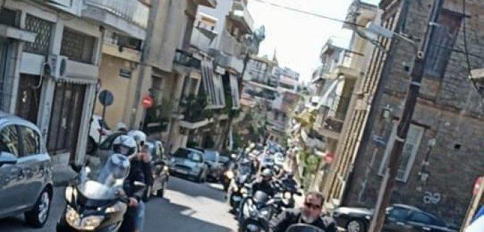 Μηχανοκίνητη πορεία στο Αγρίνιο για τα 200 χρόνια  από την Επανάσταση του 1821 (VIDEO)