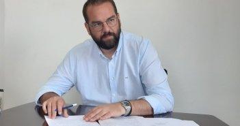 """Στο """"πλευρό"""" των αγροτών ο Νεκτάριος Φαρμάκης – Κατέθεσε ως μάρτυρας """"υπέρ"""" των ΤΟΕΒ Μεσολογγίου, Λεσινίου και Κατοχής έναντι της ΔΕΗ και του ΔΕΔΔΗΕ"""