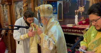 Χειροτονία Πρεσβυτέρου στην Ιερά Πόλη Μεσολογγίου (εικόνες)