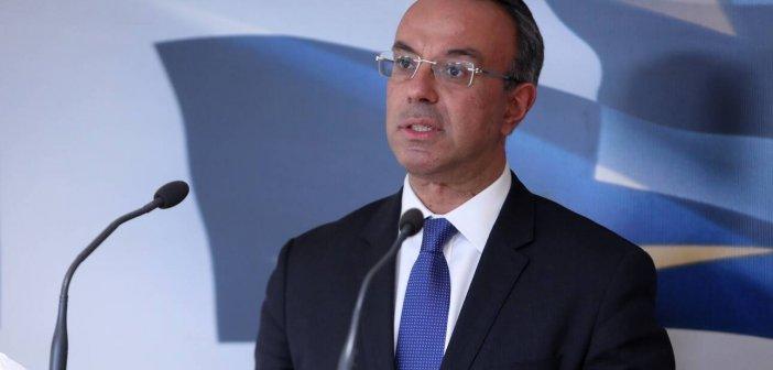 Σταϊκούρας: Διπλή αποζημίωση για τους ιδιοκτήτες ακινήτων μέσα στον Απρίλιο