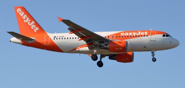 Νέες πτήσεις για το Αεροδρόμιο του Ακτίου ανακοίνωσε η Easyjet
