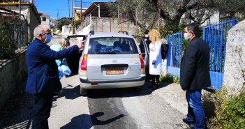 Κώστας Λύρος: «Ο Δήμος μας παραμένει δίπλα στον πολίτη»