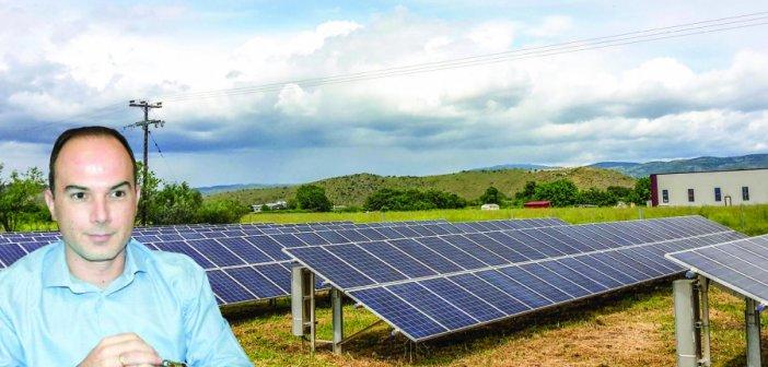 Λ. Δημητρογιάννης στο «Δυτικά Fm 92,8» : «Η Περιφέρεια δεν πανηγυρίζει, δουλεύει για την Ενεργειακή Κοινότητα» (vid)