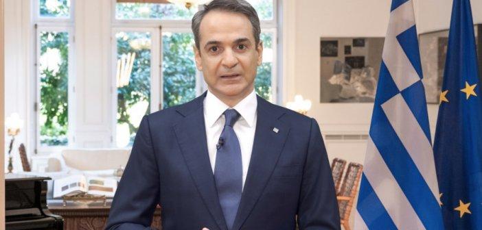 25η Μαρτίου: Το μήνυμα του πρωθυπουργού Κυριάκου Μητσοτάκη