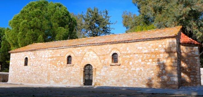 Παρεμβάσεις δρομολογεί η Εφορεία Αρχαιοτήτων: Στα βυζαντινά και μεταβυζαντινά μνημεία στο Λεσίνι : στον Ιερό Ναό Εισοδίων Θεοτόκου και στην Ιερά Μονή Παναγίας Λεσινιώτισσας