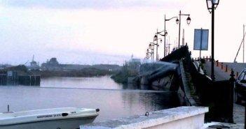 Λευκάδα: Το ανάποδο συντριβάνι στον Πόντε…