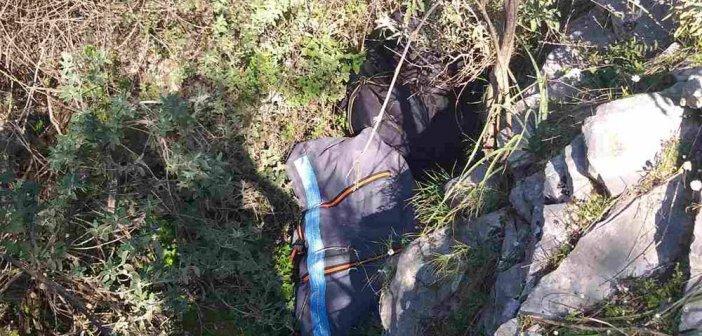 Θεσπρωτία: 73 κιλά κάνναβης κρυμμένα σε δύσβατο και θαμνώδες σημείο