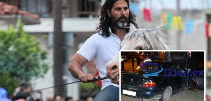 Θρήνος για τον 45χρονο αστυνομικό στον Πύργο: Γλίτωσε από τα πυρά Ρουμάνου κακοποιού και σκοτώθηκε σε τροχαίο