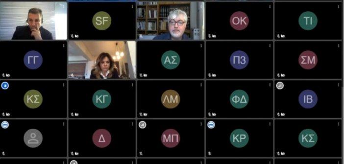 Live: Συνεδριάζει με τηλεδιάσκεψη το Δημοτικό Συμβούλιο Αγρινίου – Τα θέματα της ημερήσιας διάταξης