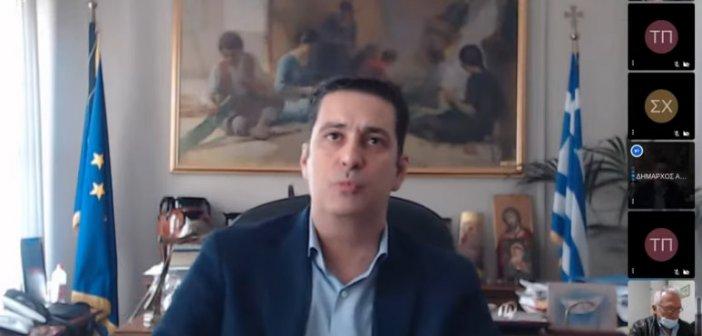Live: Συνεδριάζει με τηλεδιάσκεψη το Δημοτικό Συμβούλιο Αγρινίου για τις αλλαγές στην Αυτοδιοίκηση