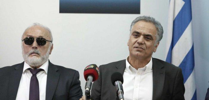 Έντονη αντιπαράθεση μεταξύ Κουρουμπλή και Σκουρλέτη στη συνεδρίαση της κοινοβουλευτικής ομάδας του ΣΥΡΙΖΑ
