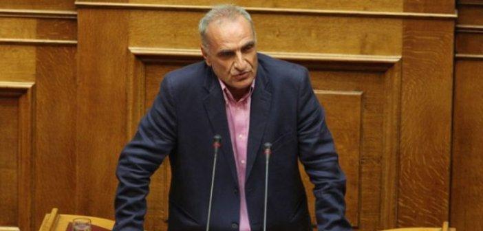 Αναφορά του Γ. Βαρεμένου στην Βουλή για την επιδότηση των τουριστικών λεωφορείων της Αιτωλοακαρνανίας