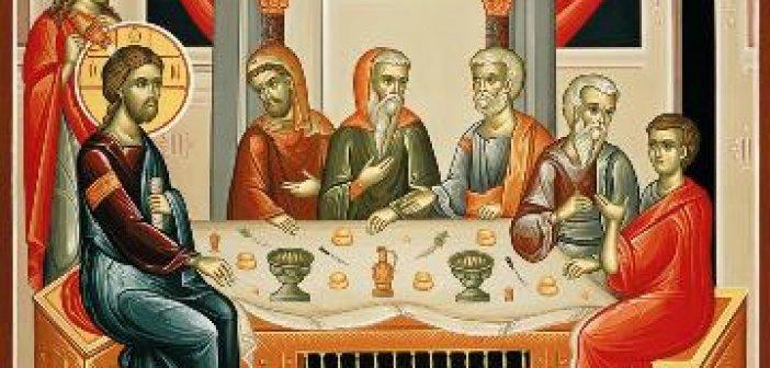 Ναυπάκτου Ἱερόθεος: Ὁ Χριστός ὡς φίλος τῶν ἁμαρτωλῶν