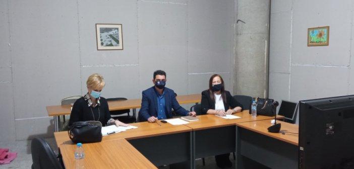 Αγρίνιο: Η συνεδρίαση  του τοπικού συντονιστικού οργάνου Πολιτικής Προστασίας